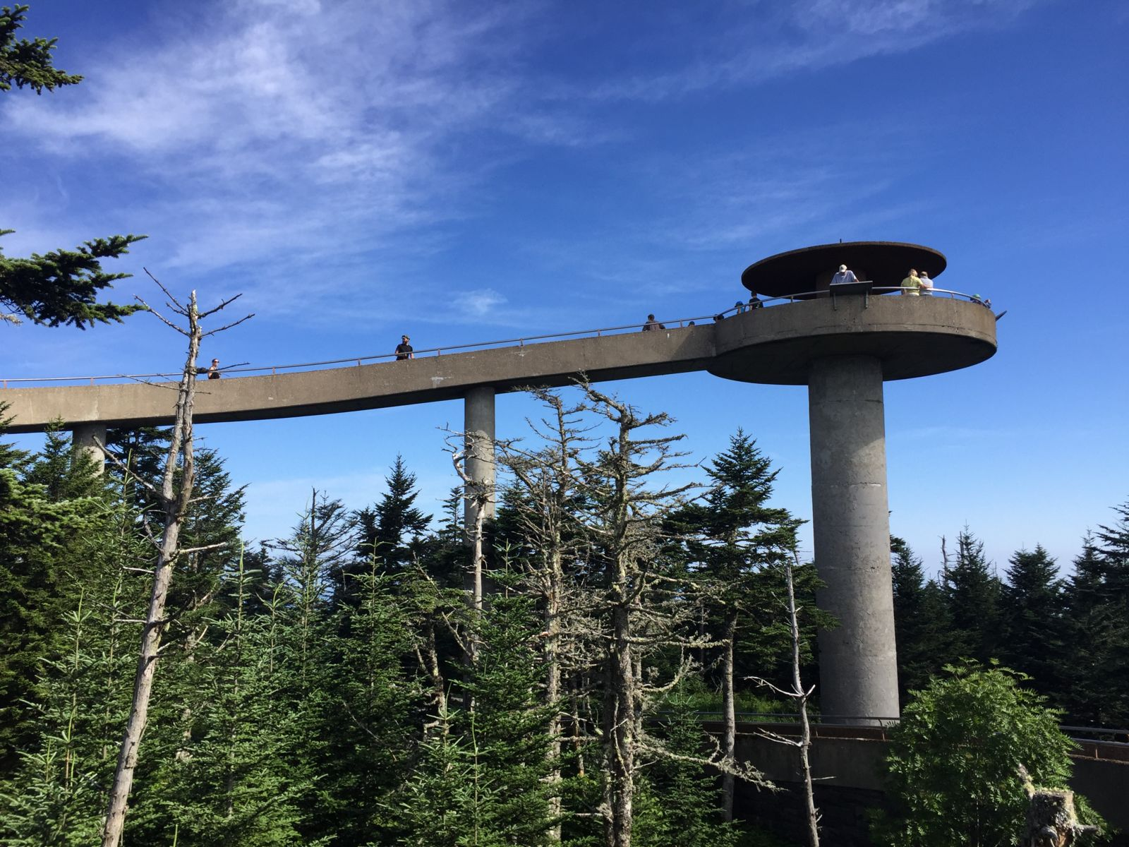 Clingman's Dome - photo by Jason Frye
