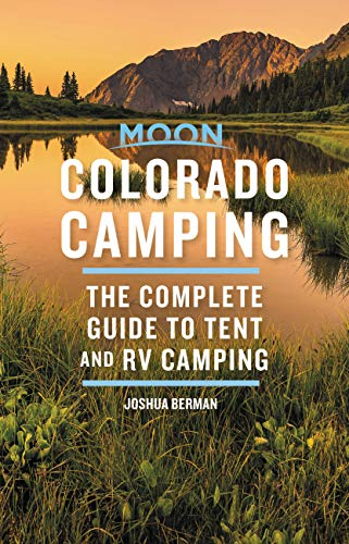 Moon Colorado book cover - by Joshua Berman