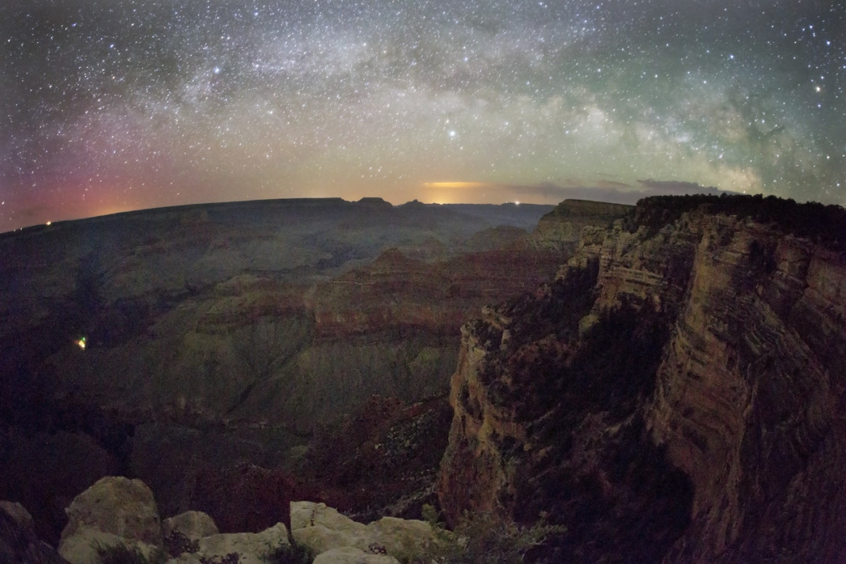 Grand Canyon Park - photo by Tyler Nordgren